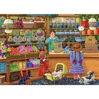 Holdson - Shopkeepers Cary's Candy Treats Puzzle 1000pc