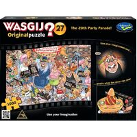 Holdson - WASGIJ? Original 27 The 20th Party Parade Puzzle 1000pc