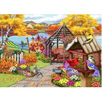 Holdson - Birdsong - Rustic Garden Puzzle 1000pc