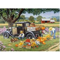 Holdson - Living a Country Life - Home Grown Puzzle 1000pc