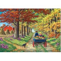 Holdson - Living a Country Life - Shady Lane Puzzle 1000pc