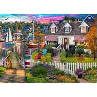 Holdson - Home Sweet Home - Charles Harbour Puzzle 1000pc
