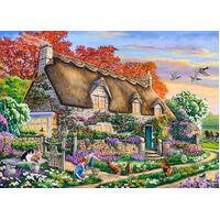 Holdson - Moments & Memories, Feeding the Chickens Puzzle 1000pc