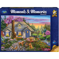 Holdson - Moments & Memories, Morning Glory Puzzle 1000pc