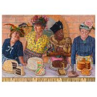 Holdson - What's She Thinking? - And the Blue Ribbon goes to...! Puzzle 1000pc