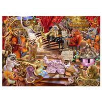 Holdson - Master of Mania: Music Mania Puzzle 1000pc