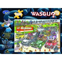 Holdson - WASGIJ? 19 Cone-Gestion! Puzzle