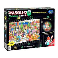 Holdson - WASGIJ? Christmas 10 The Mystery Shopper Puzzle