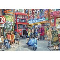 Jumbo - Life in the City Puzzle 1000pc