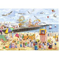 Jumbo - Clacton-on-Sea Puzzle 1000pc