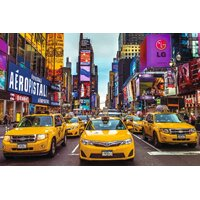 Jumbo - New York Taxi Puzzle 1500pc