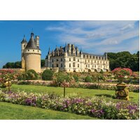 Jumbo - Castle in the Loire Puzzle 1000pc