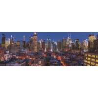 Jumbo - New York Skyline Panorama Puzzle 1000pc