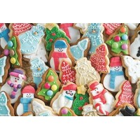 Jumbo - Christmas Biscuits Puzzle 1500pc