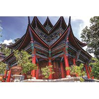 Jumbo - Chinese Temple Puzzle 1500pc
