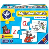 Orchard Toys - Alphabet Match Activity Puzzles