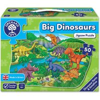 Orchard Toys - Big Dinosaurs Puzzle 50pc