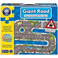 Orchard Toys - Giant Road Jigsaw (20 pieces)