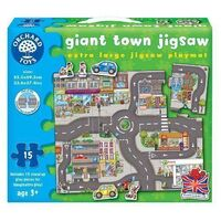 Orchard Toys - Giant Town Jigsaw (15 pieces)