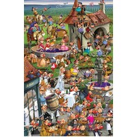 Piatnik - Ruyer, Story of Wine Puzzle 1000pc