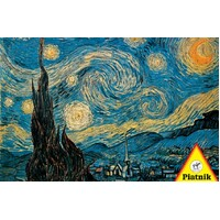 Piatnik - Van Gogh - Starry Night Puzzle 1000pce