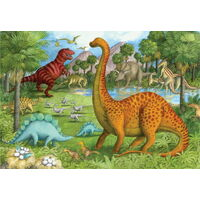 Ravensburger - Dinosaur Pals SuperSize Puzzle 24pc