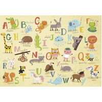 Ravensburger - A-Z Animals Puzzle 35pc