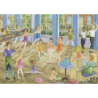 Ravensburger - Ballet Lesson Puzzle 35pc