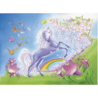 Ravensburger - Colourful Horse Puzzle 60pc