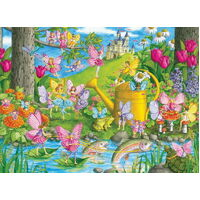 Ravensburger - Fairy Playland Puzzle 100pc