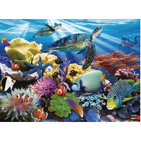 Ravensburger - Ocean Turtles Puzzle 200pc