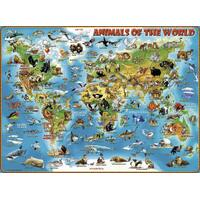 Ravensburger - Animals of the World Puzzle 300pc