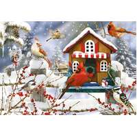 Ravensburger - The Lodge Large Format Puzzle 300pc