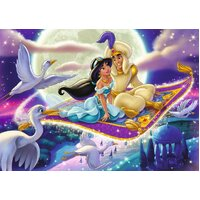 Ravensburger - Disney Aladdin Moments Puzzle 1000pc