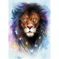 Ravensburger - Majestic Lion Puzzle 1000pc