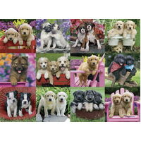 Ravensburger - Puppy Pals Puzzle 500pc