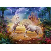 Ravensburger - Magical Unicorns Puzzle 500pc