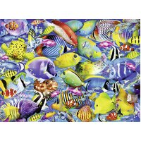 Ravensburger - Tropical Traffic Puzzle 500pc