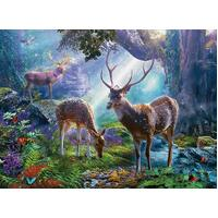 Ravensburger - Deer in the Wild Puzzle 500pc