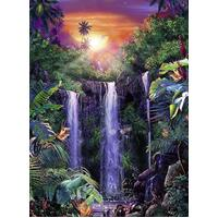 Ravensburger - Magical Waterfall Puzzle 500pc