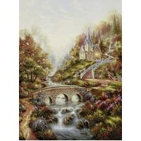 Ravensburger - The Golden Hour Puzzle 500pc