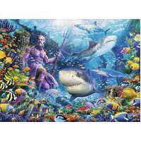 Ravensburger - King of the Sea Puzzle 500pc