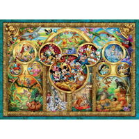 Ravensburger - Best Disney Themes Puzzle - 1000pc