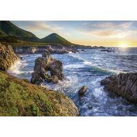 Ravensburger - Big Sur Sunset Puzzle 1000pc
