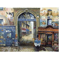 Ravensburger - Passage To Paris Puzzle 1500pc