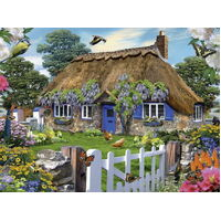 Ravensburger - Cottage by Howard Robinson Puzzle 1500pc
