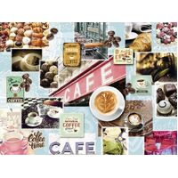 Ravensburger - Coffee And Cake Puzzle 1500pc