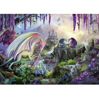 Ravensburger - Dragon Valley Puzzle 2000pc