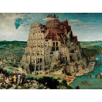 Ravensburger - The Tower of Babel Puzzle - 5000pc