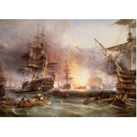 Ravensburger - Bombardment of Algiers Puzzle -9000pc
